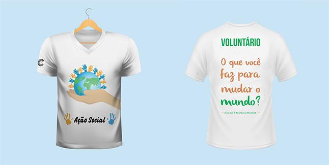31d49c99d8 Resultado da enquete  Camisa da Ação Social em 2017